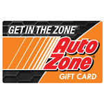 AUTOZONE<sup>®</sup> $25 Gift Card